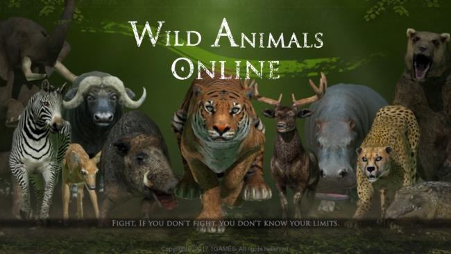 Wild Animals Online(ワールドアニマル オンライン)