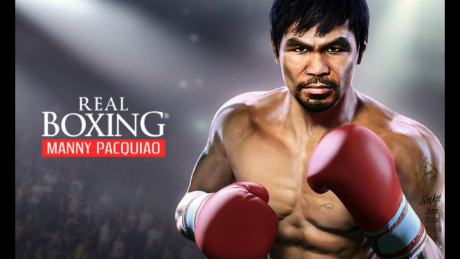 Real Boxing Manny Pacquiao(リアルボクシング・マニー・パッキャオ)