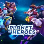 Planet of Heroesの感想/評価 3VS3が熱い!アクションPvP