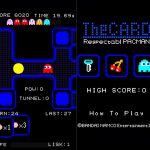 ザカード -Respectable PACKMAN-の感想/レビュー パックマン風キャラクターのパズルゲーム