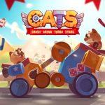 「CATS:Crash Arena Turbo Stars」の感想/評価 最強のマシンを組み立てバトルを勝ち抜くアクションゲーム