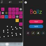 Ballzの感想/評価 ボールを上手く反射させて迫りくるブロックを倒すパズルゲーム