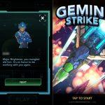 Gemini Strike Space Shooterの感想/評価 成長要素のあるシューティングRPG