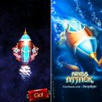 Abyss Attackの感想/評価 潜水艦で深海の生物と闘うシューティングゲーム