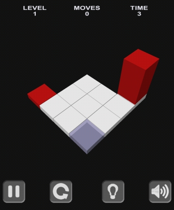 ブロックを転がす / Roll The Block