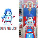 ウーぷすタクル (Oopstacles)は様々なギミックをよけながらひたすら走るランアクションゲーム