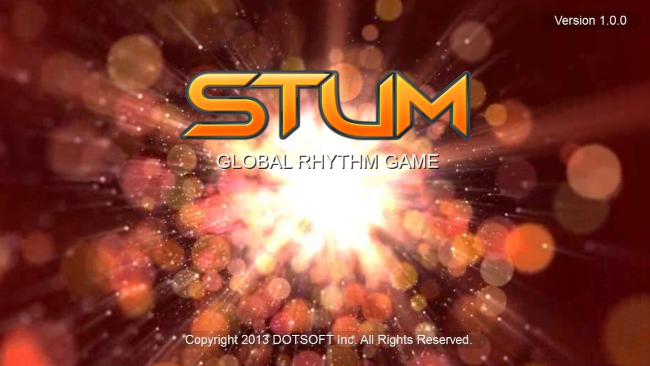 STUM - グローバルリズムゲーム