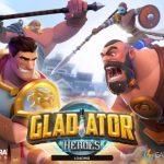 グラティエーター ヒーローズ(Gladiator Heroes)はグラディエーターを鍛えながら拠点を広げていくシュミレーションゲーム