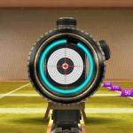 射撃の王は様々なターゲットに狙いをつけて発射するガンシューティングゲーム