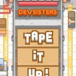 Tape it Up!の感想/評価 段ボールにテープを張り続ける単純明快なレースゲーム
