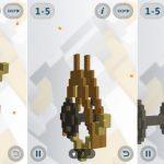 Interlockedは複雑に絡んだピースを一つずつ外していく閃きパズルゲーム