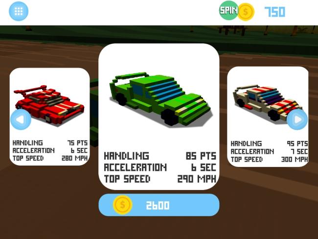 Horizon Blocky Racing