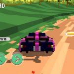 「Horizon Blocky Racing」の感想/評価 ブロックで出来たマシンでブロックのコースを走るレーシングゲーム