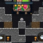 Just Bonesは骸骨の魔法使いが自分の手足を集めて進む2Dアクションゲーム