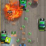 「FASTLANE – 復讐のコンバットレース -」の感想/評価 ギャングとカーバトルを繰り広げる2Dシューティングゲーム