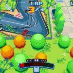 「Built for Speed」の感想/評価 ハンドル操作だけで車を操るレトロなレーシングゲーム