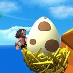 「Faily Tumbler」の感想/評価 でんぐり返しジャンプで溶岩から逃げるハチャメチャアクションゲーム