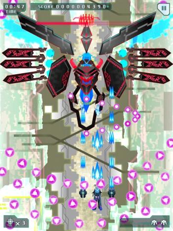 仮想空間:ENima(エニマ)【Enhance Network imaging magnetic area】を戦場に高機動ワクチノイドAI『グラニテ』を操りハッカーとの終わりのない戦いが始まる!