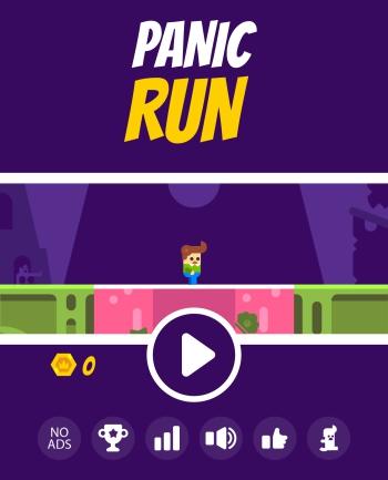 Mr Panic Run
