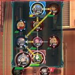 10マスの戦場でチェインアーツを繋げ敵を倒すボードバトル「ファイトリーグ」