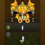 和風キャラクターを操作し邪教集団を戦う2Dシューティングゲーム「戦国エース: :天使第1話」