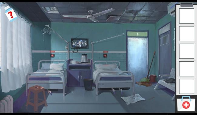脱獄ゲーム簡単脱出テロ研究所