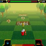 「Flipping Legend」は、3レーンのフィールドをイズム良く移動しながら敵を撃破していくランアクションゲーム