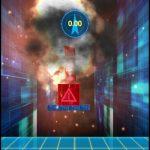 「脳トレ物理パズル|StrikeOut(ストラックアウト)」の感想/評価 風圧や距離を読みブロックを倒す物理パズルゲーム