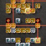 「レーザーパズル」の感想/評価 エレメントを動かしレーザーを活性化して結晶を集める近未来パズルゲーム