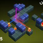 「Raytrace Lite」の感想/評価 鏡を使って光を屈折させゴールへ導くパズルゲーム