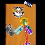 「カー消し飛ばし2」の感想/評価 子供のころやった遊びがスマホで蘇る!カー消しを飛ばして戦う消しゴムバトル