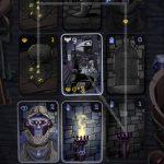 「Card Thief」は、盗賊となって番兵の目をかいくぐり、お宝を奪って脱出する探索カードゲーム