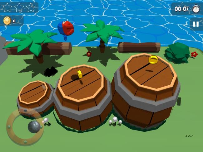 Kraken Land:3Dプラットフォーム アドベンチャー
