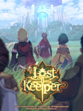 Lostkeeper  Expedition