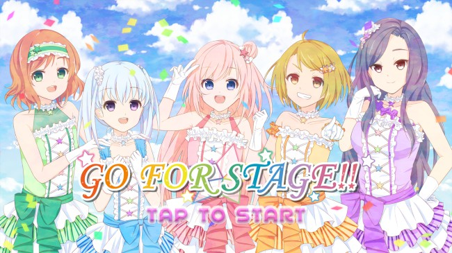 GO FOR STAGE!!
