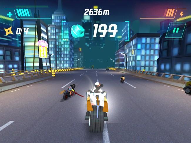 LEGO® NINJAGO® Ride Ninja