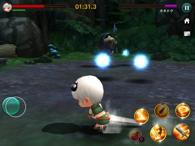 デモングハンター3! (Demong Hunter 3!)