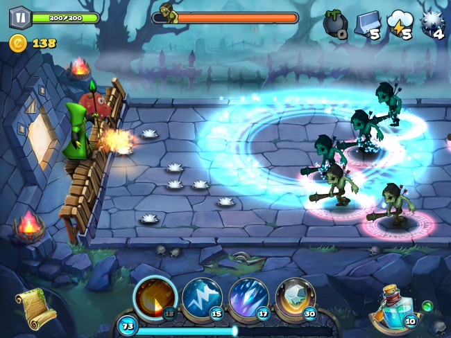 Magic Siege - Defender HD
