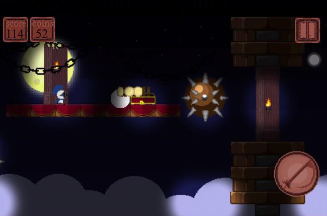 Tiny Knight Castle Runner Fun