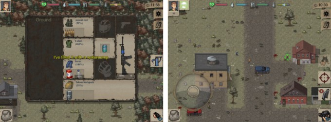 Mini DAYZ: Zombie Survival