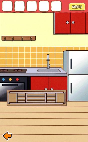 脱出ゲーム ネコのパン屋さん